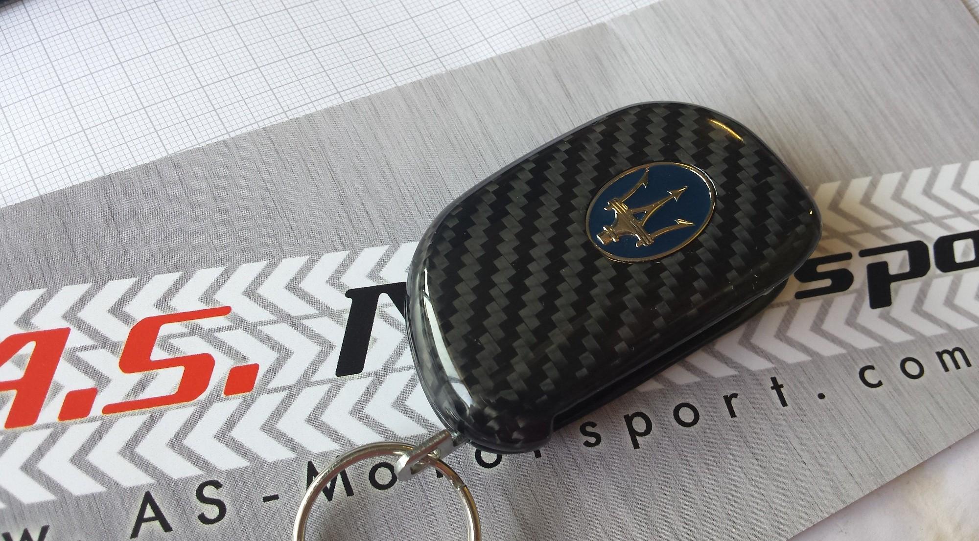 Maserati ghibli key fob